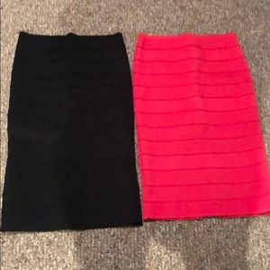 New York and Company Skirts